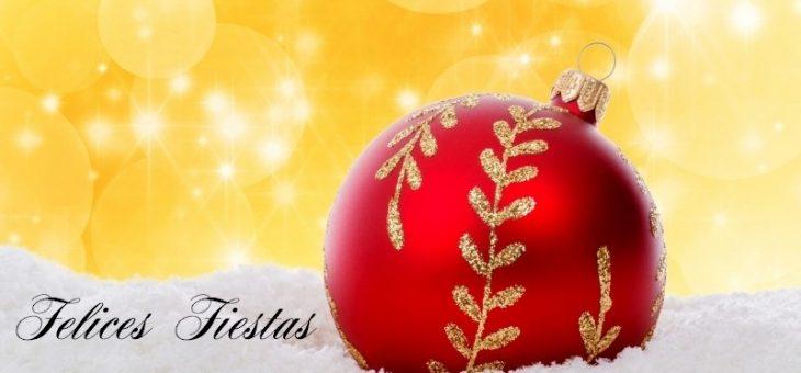 Felices Navidades y Próspero año 2017