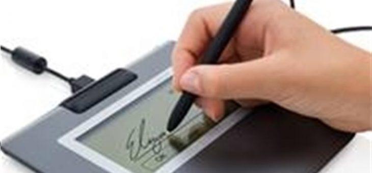 Firma electrónica: eliminando el papel impreso